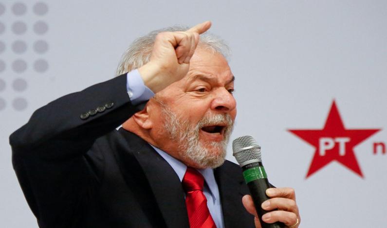 """Testemunha de Cunha, Lula chama Temer e Moreira Franco de """"ingratos"""""""