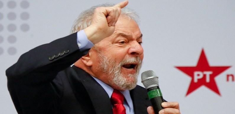 """Lula diz que provou sua inocência e pede fim da """"palhaçada"""""""