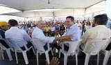 Maurão de Carvalho prestigia entrega de novos apartamentos do Orgulho do Madeira