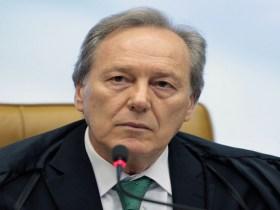 Lewandowski é sorteado relator de um dos inquéritos em que Aécio é investigado