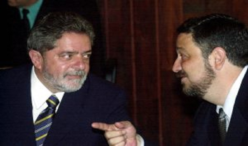 Lula é citado 68 vezes na sentença que condenou Palocci