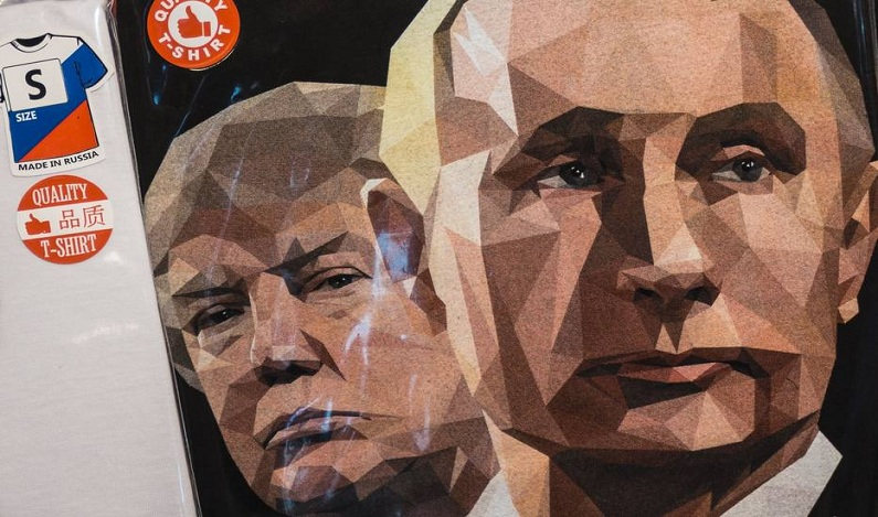 Casa Branca confirma primeira reunião entre Trump e Putin