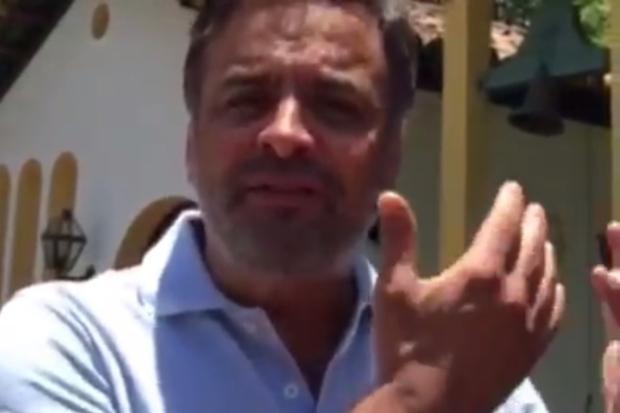 Rodrigo Janot reforça pedido de prisão de Aécio ao STF
