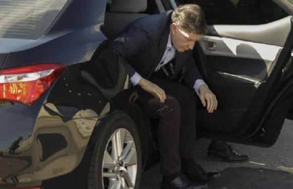 Carro oficial de Crivella acumulou 10 multas somente em junho