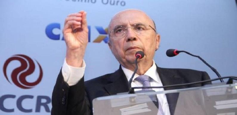 Crise pesa, e PIB crescerá menos que o previsto, diz Meirelles