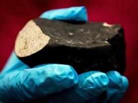 Meteorito raro de 4,5 bilhões de anos é encontrado na Holanda