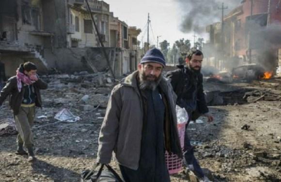 Polícia do Iraque mata 37 terroristas do Estado Islâmico em Mossul