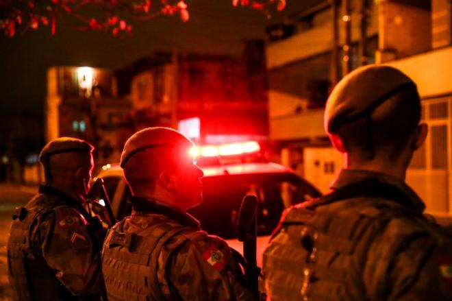 Santa Catarina muda protocolo para prisão de policiais