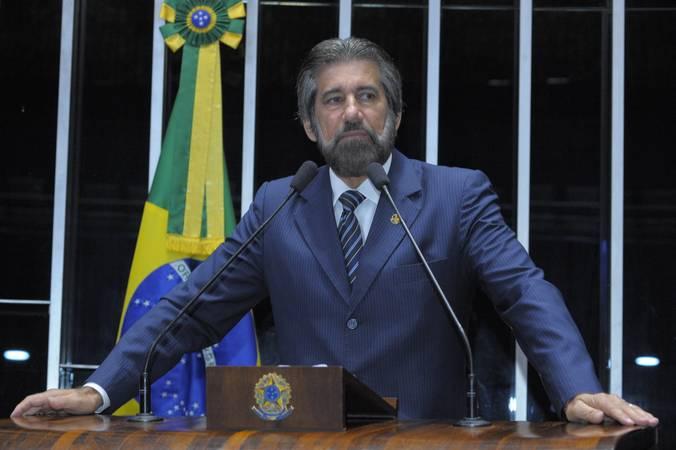 """Para Raupp, Temer não vai """"ser prejudicado no TSE"""""""