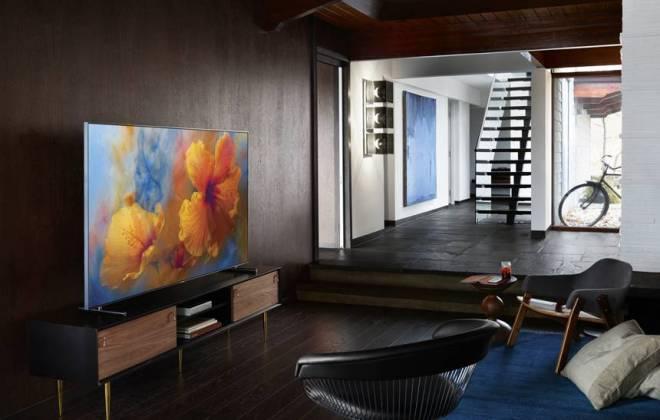 Nova TV da Samsung chega ao Brasil custando até R$ 87 mil