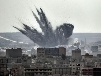 Bombardeio em prisão do Estado Islâmico mata 57 pessoas