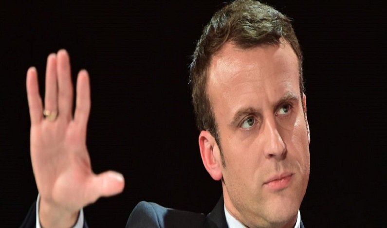 WikiLeaks vaza mais de 21 mil emails do presidente francês Emmanuel Macron