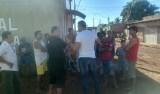 Moradores do Aponiã pedem a Alan Queiroz asfalto e drenagem
