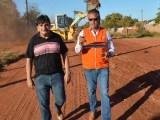 Cleiton Roque agradece governo por Operação Cidade Limpo em Pimenta Bueno