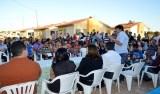 Cleiton Roque participa de entrega de 100 casas em Pimenta Bueno