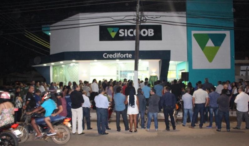 Presidente da Fecomércio-RO parabeniza Sicoob pela abertura de mais uma agência em Porto Velho