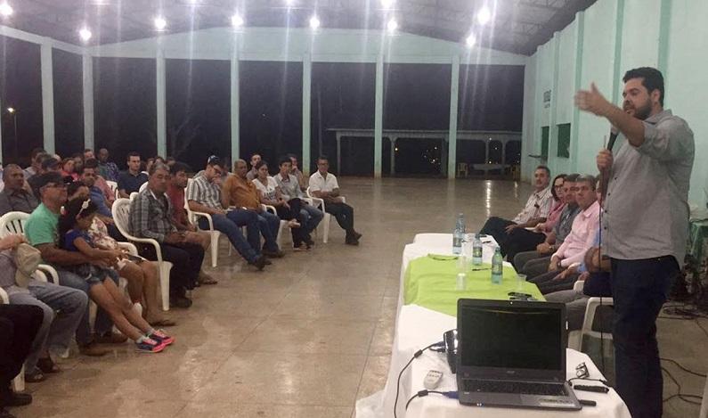 Jean Oliveira visita Cone Sul e reafirma seu compromisso com a região
