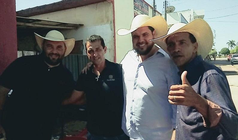 Jean Oliveira prestigia 29ª Expoalta e cumpre agenda na Zona da Mata