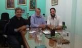 Deputado Léo Moraes se reúne com reitor da Universidade Federal de Rondônia para discutir demandas da instituição