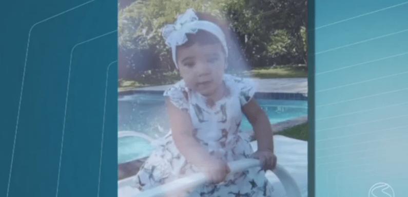 """Pai pediu guarda de filha, justiça negou; criança de 1 ano e 8 meses morreu por ser """"sacudida"""" pela mãe"""