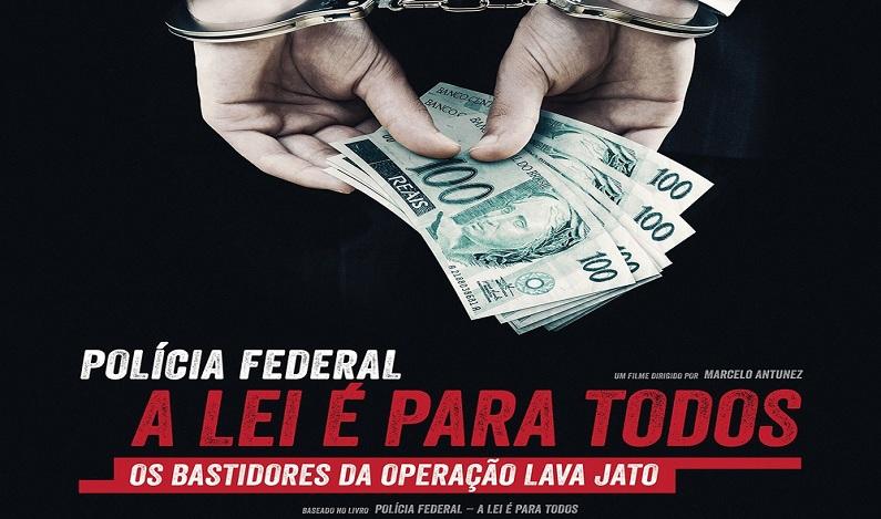 'Polícia Federal – A Lei É Para Todos', filme sobre a Operação Lava Jato, ganha 1º trailer; confira