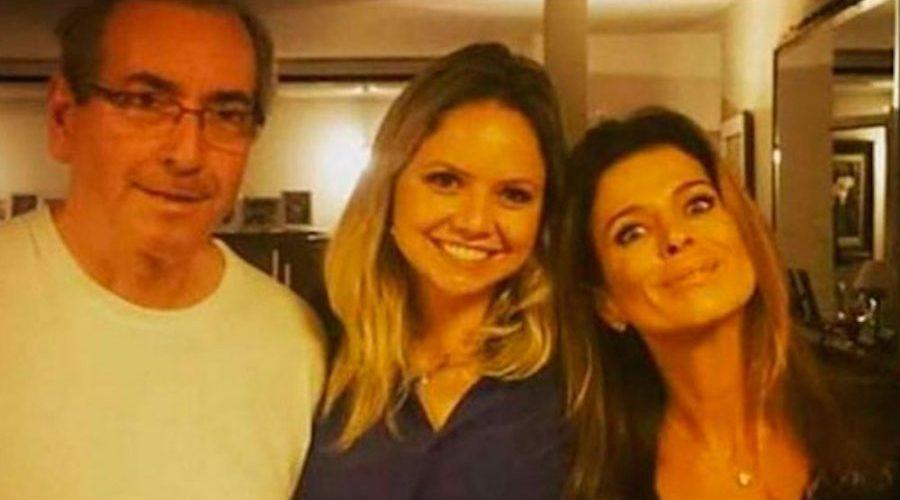 Filha de Eduardo Cunha quer viajar e pede a Moro que devolva passaportes