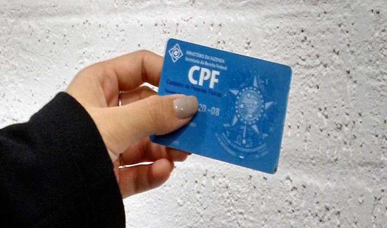 Receita altera norma sobre CPF e permite inclusão de nome social