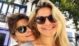 'Tive coragem de me encantar por uma mulher', diz Fernanda Gentil
