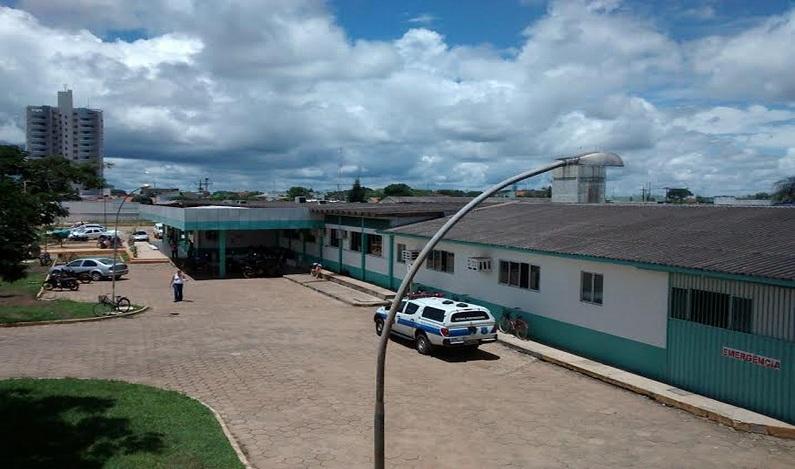 Hospital Regional de Vilhena pode ser administrado pelo governo de RO a partir de 2018