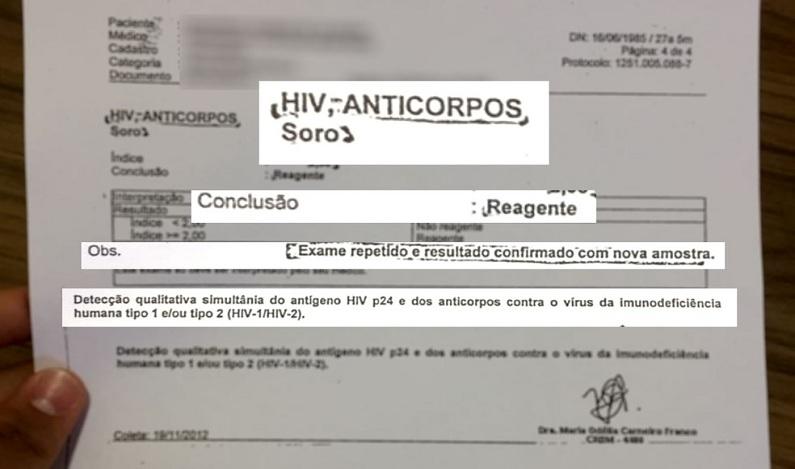 Laboratório é condenado a indenizar paciente por resultado errado de teste de HIV, em Goiânia