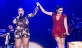 Incêndio em telão interrompe show da dupla Maiara & Maraisa