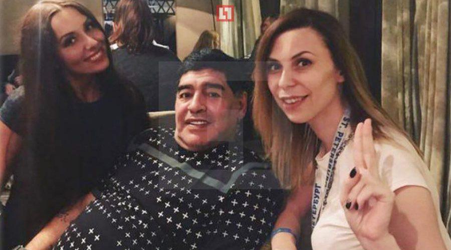 Maradona é acusado de tentativa de estupro por repórter