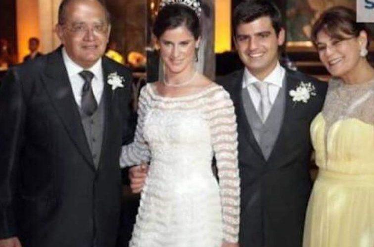 Gilmar Mendes foi padrinho em casamento de filha do empresário Jacob Barata, preso pela PF