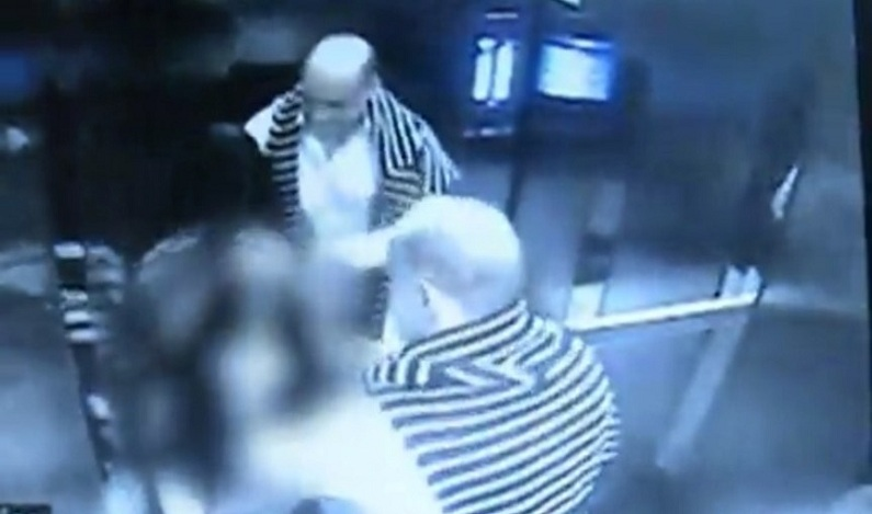 Após acordo, patrão espanca ex-funcionária e toma dinheiro de volta; vídeo