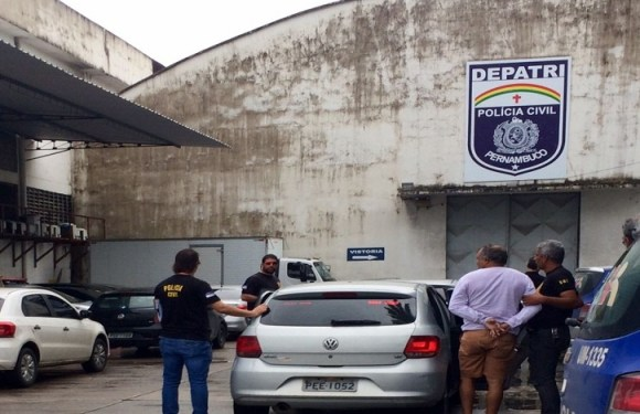 Organização presa em PE entregava comida podre a crianças de escolas públicas, diz chefe de polícia