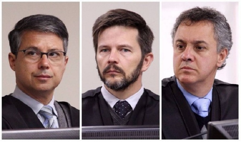 Desembargadores que vão julgar Lula só inocentaram 5 de 48 condenados