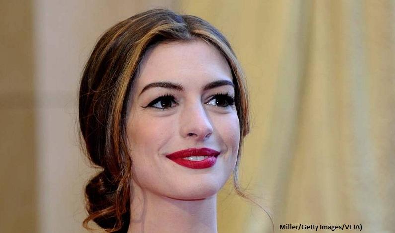 Celebridade de Hollywood, Anne Hathaway, sofre ataque de hackers e tem fotos íntimas vazadas