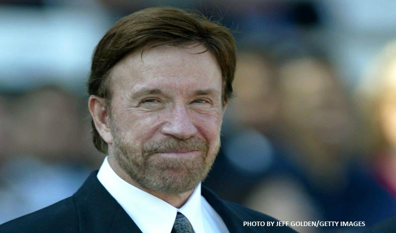 Chuck Norris sofreu dois infartos em menos de uma hora, diz site