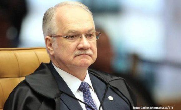 Fachin arquiva investigação sobre citação a Temer em documento apreendido no gabinete do senador Ciro Nogueira