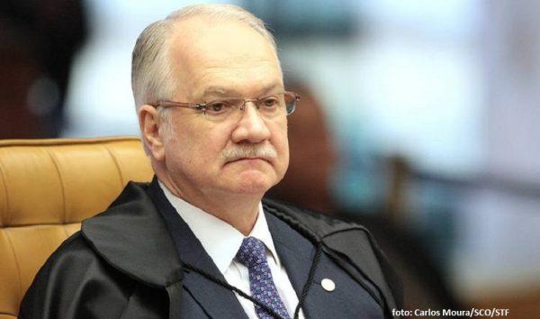 Fachin rejeita ação do PSDB que questionava decisão que afastou senador Aécio Neves