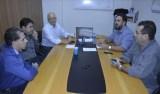 Deputado Léo Moraes se reúne com Diretor do Detran e representantes de autoescolas para debater sobre implantação dos simuladores de direção