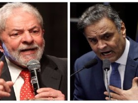 Lula ajudou a isentar Aécio Neves no caso Furnas