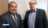 Luiz Cláudio solicita aeroporto regional para Rolim de Moura
