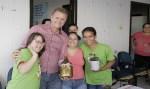 APAE de Cabixi contemplada com sede própria, recursos são de emenda do deputado Luizinho Goebel