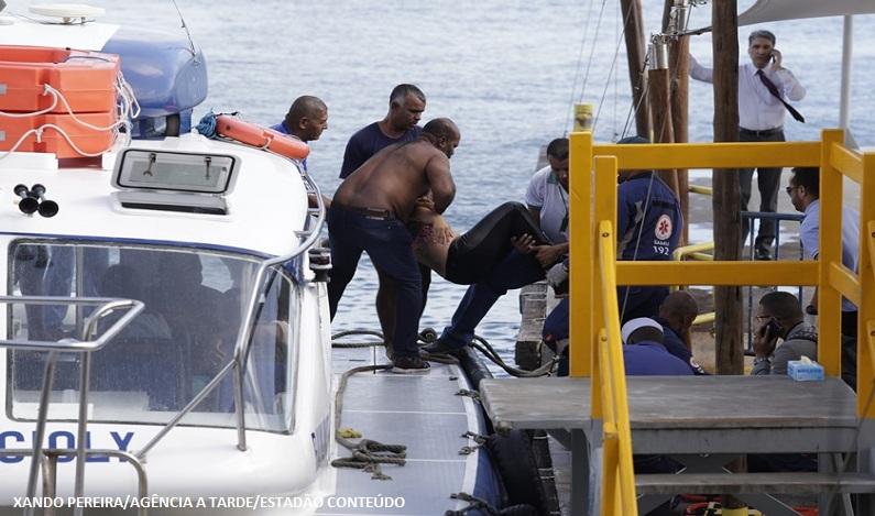 Em 10 anos, país registra quase 1,3 mil mortes em acidentes náuticos