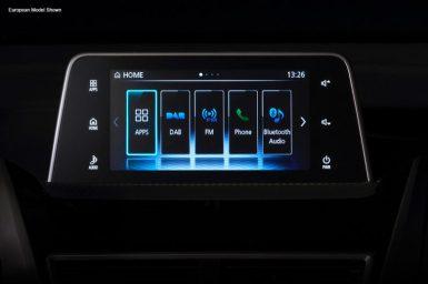 Multimídia é compatível com Android Auto e Apple Car Play