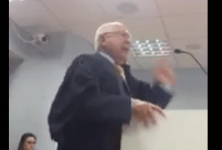 Em ação de R$ 35 milhões, advogado acusa desembargador de cobrar propina em plena audiência; assista