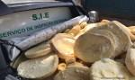 Duas toneladas de queijos podres que seriam ralados e vendidos são apreendidas em TO