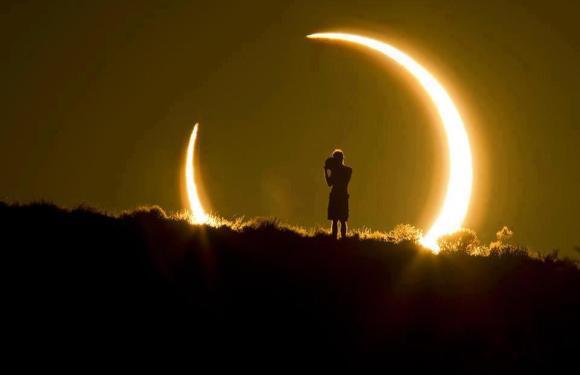 Nasa transmite ao vivo o eclipse solar total; veja