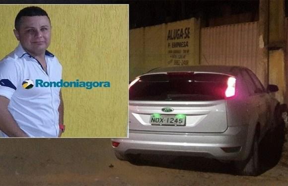 Polícia divulga retrato falado do suspeito de matar professor em Porto Velho